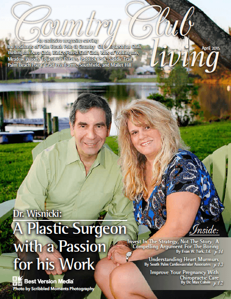 dr wisnicki country club living cover